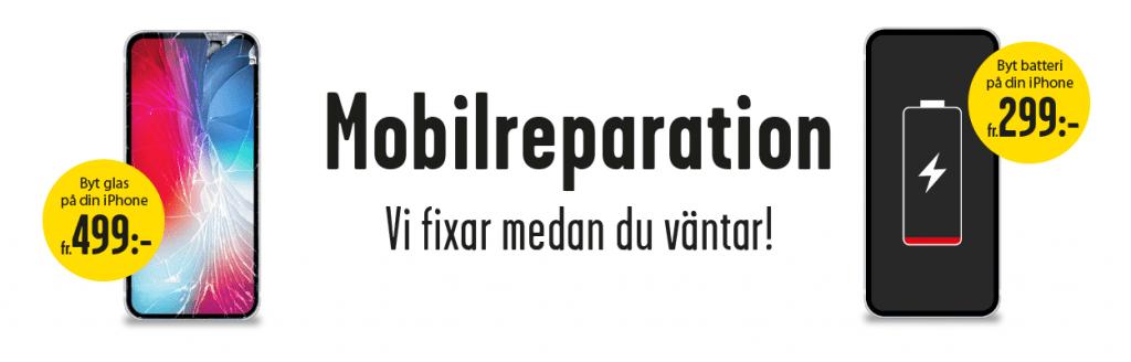Vi lagar din iPhone Teknikmagasinet Gallerian Nian Gävle